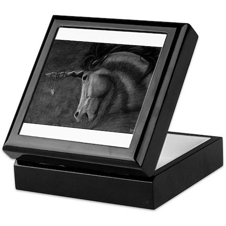 Unicorn's Favor Keepsake Box