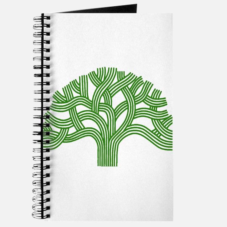 Oakland Tree Green Journal