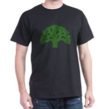 Oakland Tree Green T-Shirt