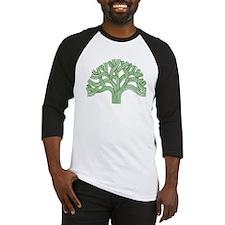 Oakland Tree Green Baseball Jersey