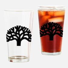 Oand Tree Drinking Glass