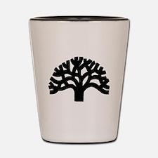 Oand Tree Shot Glass
