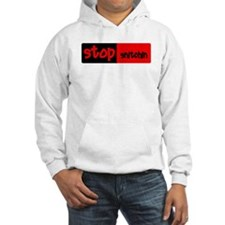 Stop Snitchin 1 Hoodie