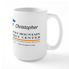 Coffee Mugfor Christopher @ CALPINE