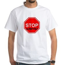 Stop Sign Snitching Shirt