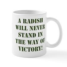 A Radish Mug