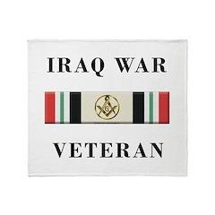 Masons In Iraq Throw Blanket