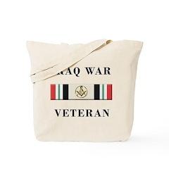 Masons In Iraq Tote Bag