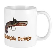 Philadelphia Deringer Mug
