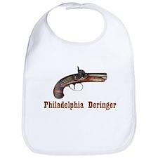 Philadelphia Deringer Bib