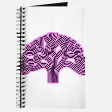 Oakland Tree Pink Haze Journal