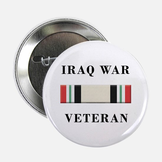 "Iraq War Veterans 2.25"" Button"