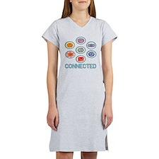 Connected II Women's Nightshirt