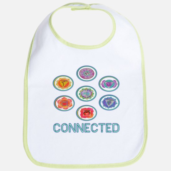 Connected II Cotton Baby Bib