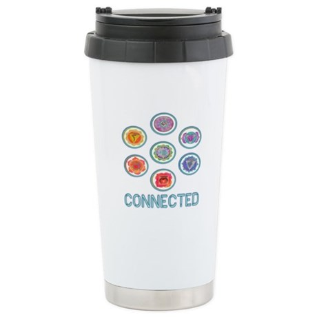Connected II Stainless Steel Travel Mug