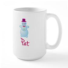 Pat the snow woman Mug