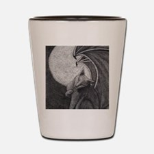 Midnight's Familiar Shot Glass