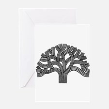 Oakland Tree Greeting Card