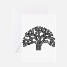 Oakland Tree Greeting Cards (Pk of 10)