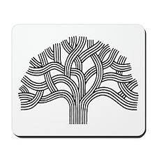 Oakland Tree Mousepad