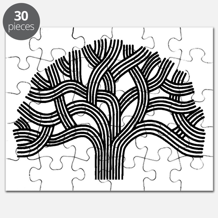 Oakland Tree Puzzle