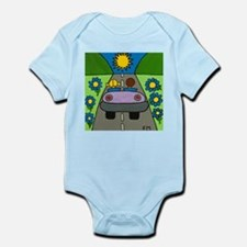Going Places Infant Creeper