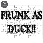 Frunk As Duck Puzzle