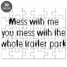 Trailer Park Puzzle