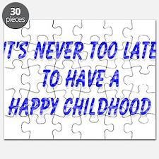 Happy Childhood Puzzle