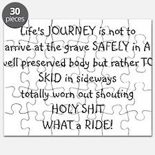 Life's journey Puzzle