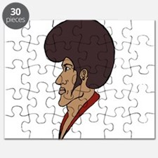 Afro Man Puzzle
