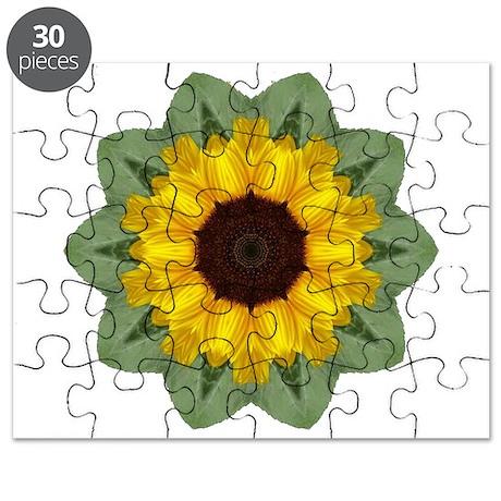 Sunflower Puzzle
