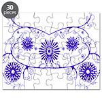 Floral Design Puzzle