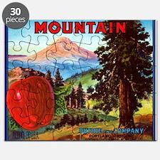 Mountain Puzzle
