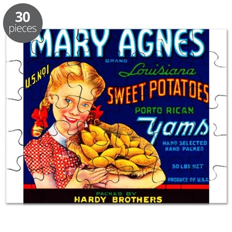 Mary Agnes Puzzle