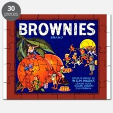 Brownies Brand Puzzle