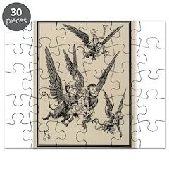 Flying Monkeys Puzzle