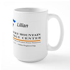 Coffee Mugfor Lillian @ CALPINE