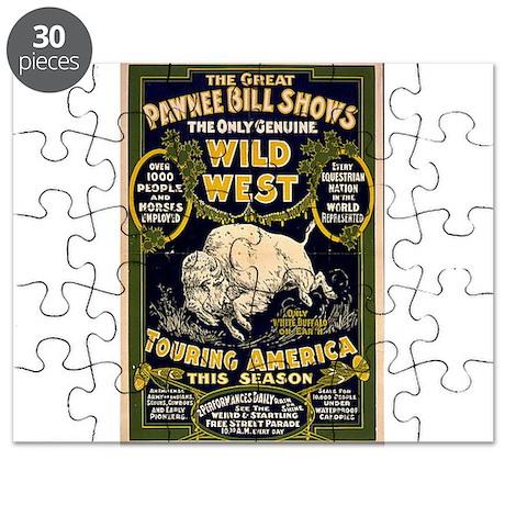 Pawnee Bill Puzzle