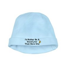 Good Liver baby hat