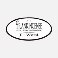 Frankincense F-Word Patch