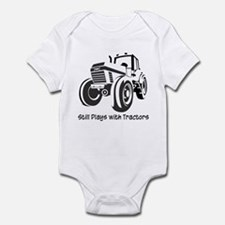 Still Plays with Tractors Infant Bodysuit