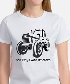 Still Plays with Tractors Tee