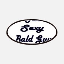 Sexy Bald Guy ... Patches