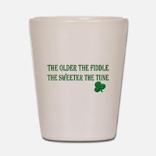 Irish saying .. Shot Glass