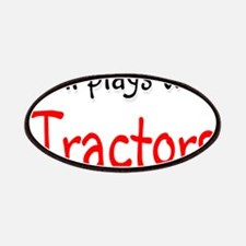 Still plays with Tractors Patches