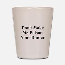 Poison Shot Glass