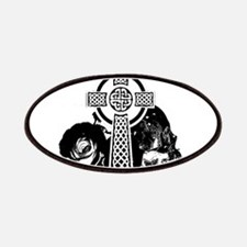 Celtic Cross Patches