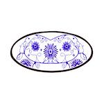Floral Design Patches