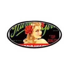Galmour Girl Patches